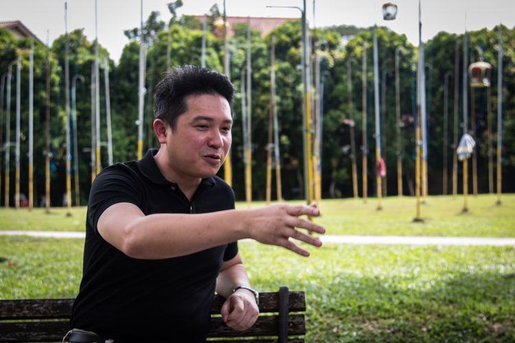 Henry Kwek Firsttime PAP MP Henry Kwek wants to be your Kebun Baru tour guide