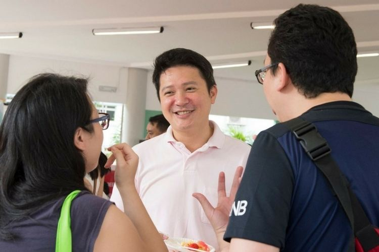Henry Kwek Peoples Action Party