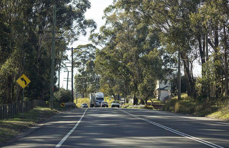 Henry Lawson Drive