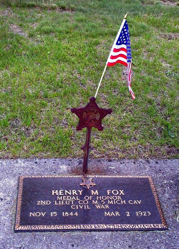 Henry M. Fox Henry M Fox 1844 1923 Find A Grave Memorial
