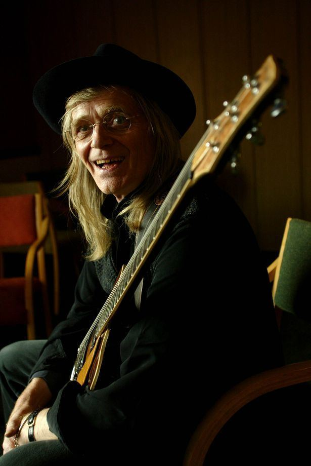 Henry McCullough Van The Man steps in to help disabled guitar ace Henry McCullough