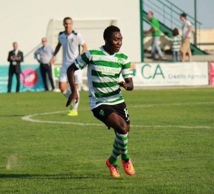 Henry Medarious Ghana U17 striker Henry Medarious joins Portuguese lower side