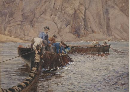 Henry Meynell Rheam Henry Meynell Rheam Newlyn School of Artists Penlee House