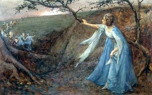 Henry Meynell Rheam The Art Work of Henry Meynell Rheam Persona Paper