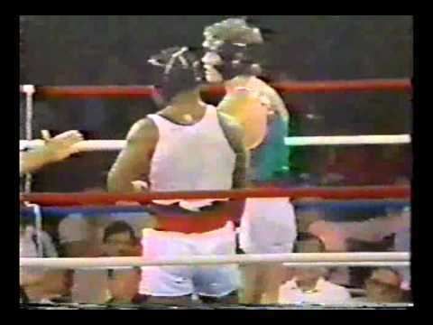 Henry Milligan Mike Tyson V Henry Milligan 1984 Ams rare footage of discussion