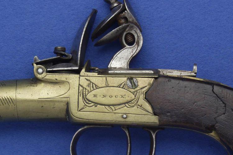 Henry Nock Henry Nock Gunmaker London 17411804