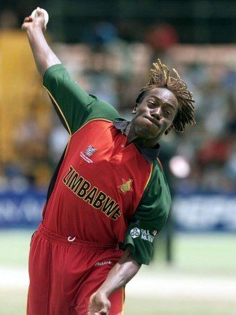Exile to opera Courageous Zimbabwean cricketer Henry Olonga makes