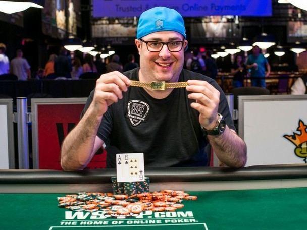 Henry Orenstein Jared Jaffee Wins First Bracelet Henry Orenstein Goes for