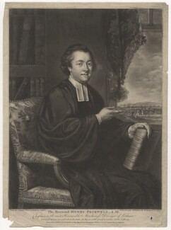 Henry Peckwell NPG D3849 Henry Peckwell Portrait National Portrait Gallery