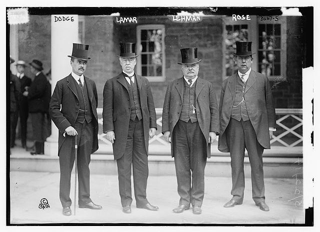 Henry Percival Dodge FileHenry Percival Dodge and Joseph Rucker Lamar and Frederick