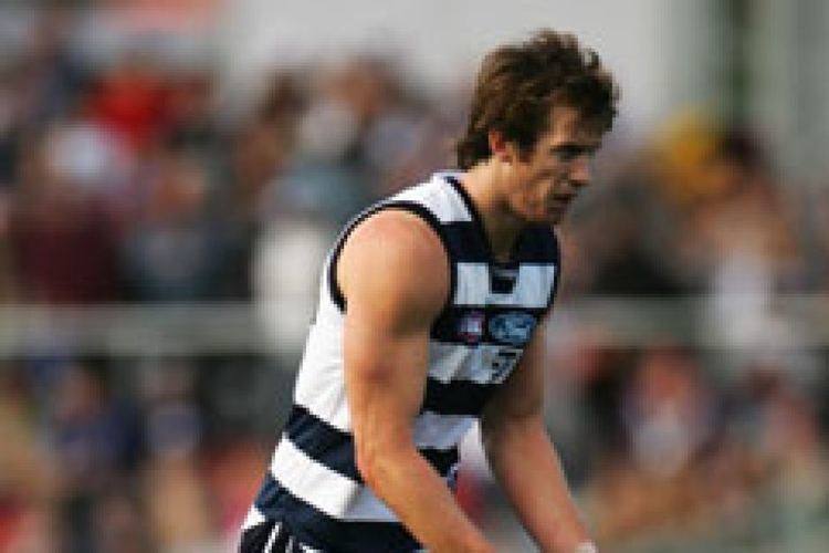 Henry Playfair Geelong utility Henry Playfair is one of several AFL
