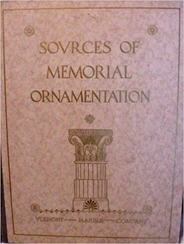 Henry Powell Hopkins Sovrces of memorial ornamentation Henry Powell Hopkins Amazon