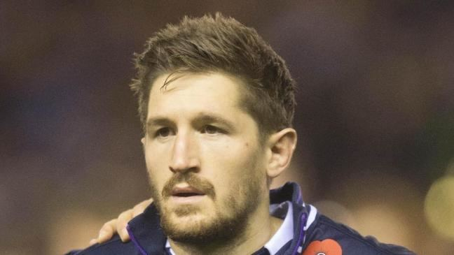 Henry Pyrgos Henry Pyrgos to captain Scotland for Rugby World Cup warm