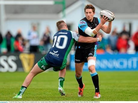 Henry Pyrgos We are going to have to match Munster physically