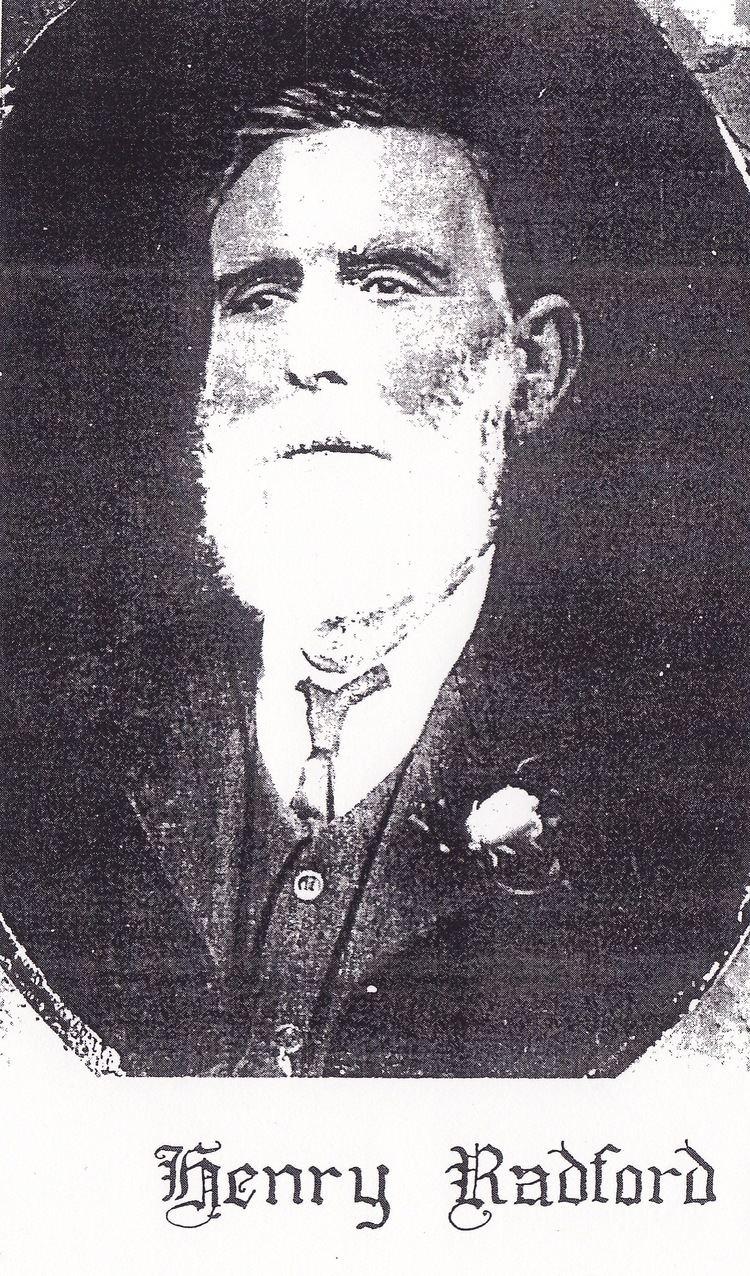 Henry Radford Henry Radford 1844 1918 Genealogy