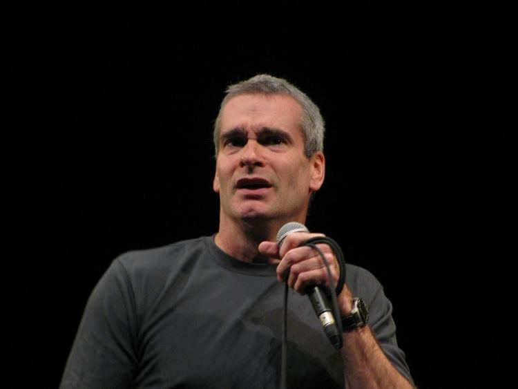 Henry Rollins Henry Rollins Wikipedia the free encyclopedia