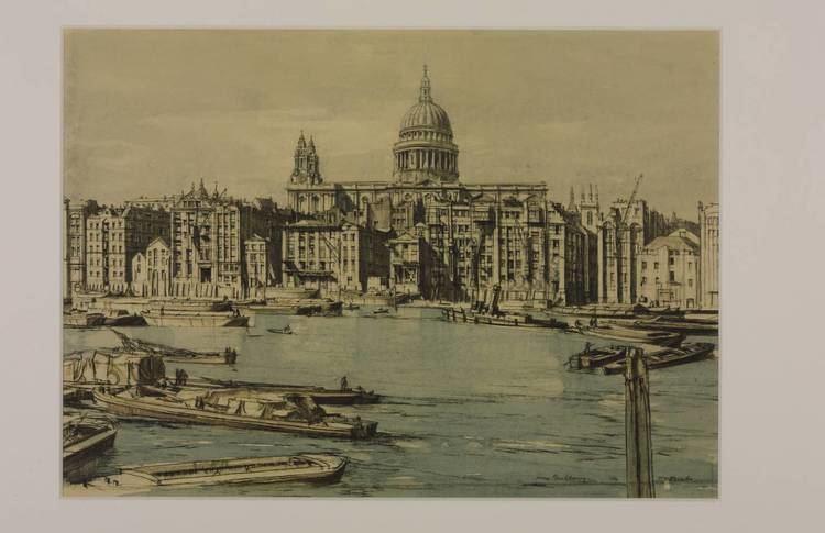 Henry Rushbury Sir Henry Rushbury 18891968 Tate