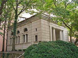Henry S. Frank Memorial Synagogue httpsuploadwikimediaorgwikipediacommonsthu