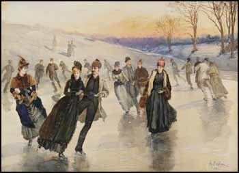 Henry Sandham Henry Sandham Canadian Online art auction