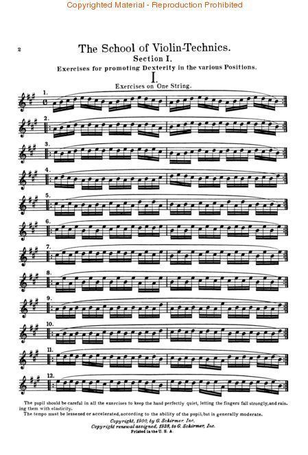 Henry Schradieck Henry Schradieck Download PDF Free sheet music