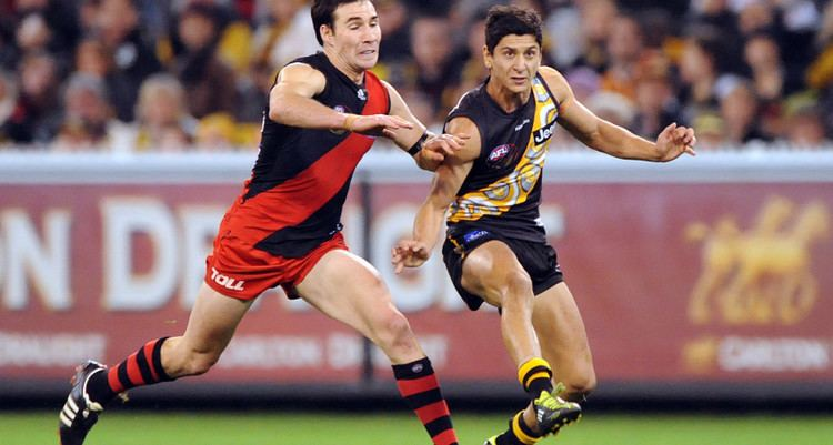 Henry Slattery SA Country footy hit by Bomber bans