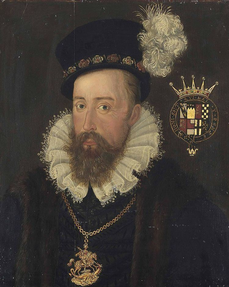 Henry Stanley, 4th Earl of Derby