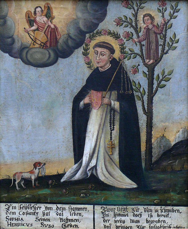 Henry Suso FileHeinrich Suso Gemlde 1601jpg Wikimedia Commons