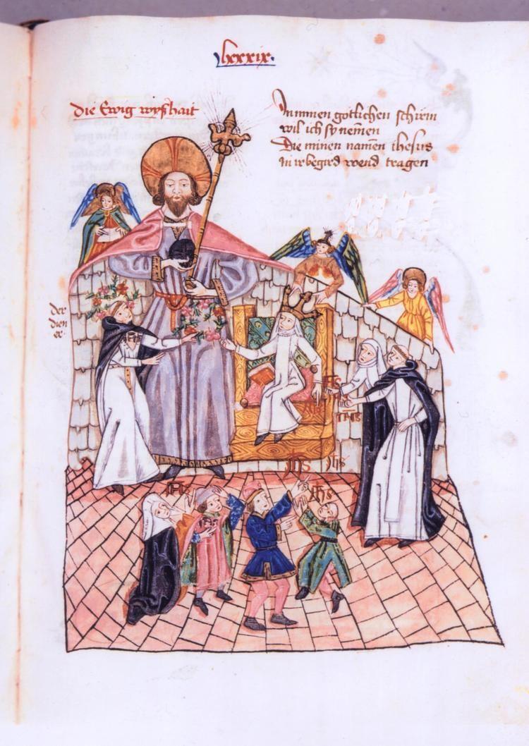 Henry Suso Henry Suso39s 39Horologium Sapientiae39 in the Amherst Manuscript