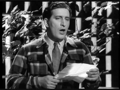 Henry Theel Henry Theel Kyh Laulaja 1950 YouTube