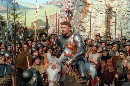 Henry V (1944 film) Remembering the Battle of Agincourt The Shakespeare blog