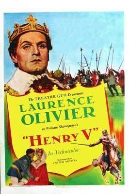 Henry V (1944 film) Henry V Movie Posters From Movie Poster Shop