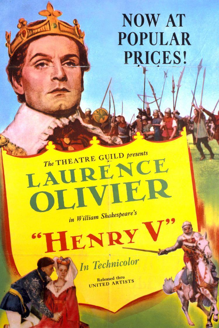 Henry V (1944 film) wwwgstaticcomtvthumbmovieposters8964p8964p