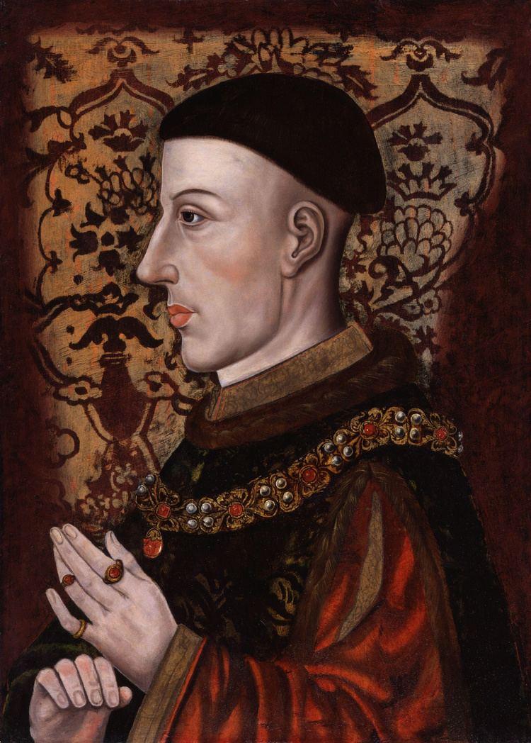 Henry V of England Henry V of England Wikipedia the free encyclopedia