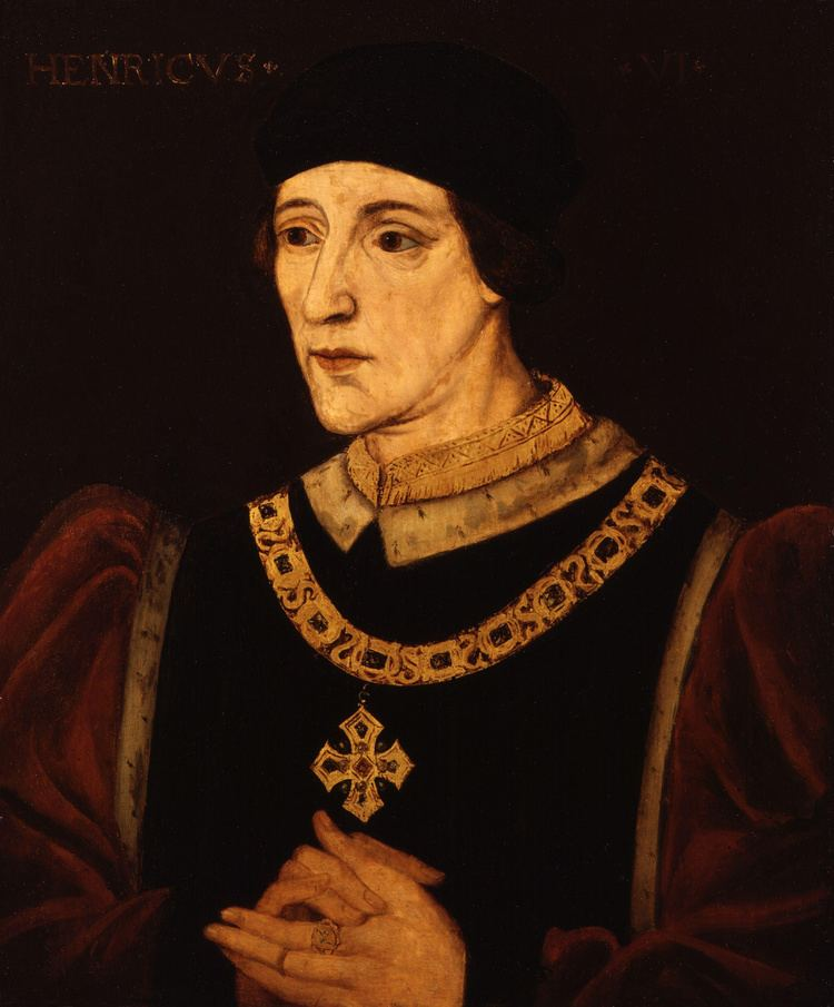 Henry VI of England King39s College Cambridge Wikipedia the free encyclopedia