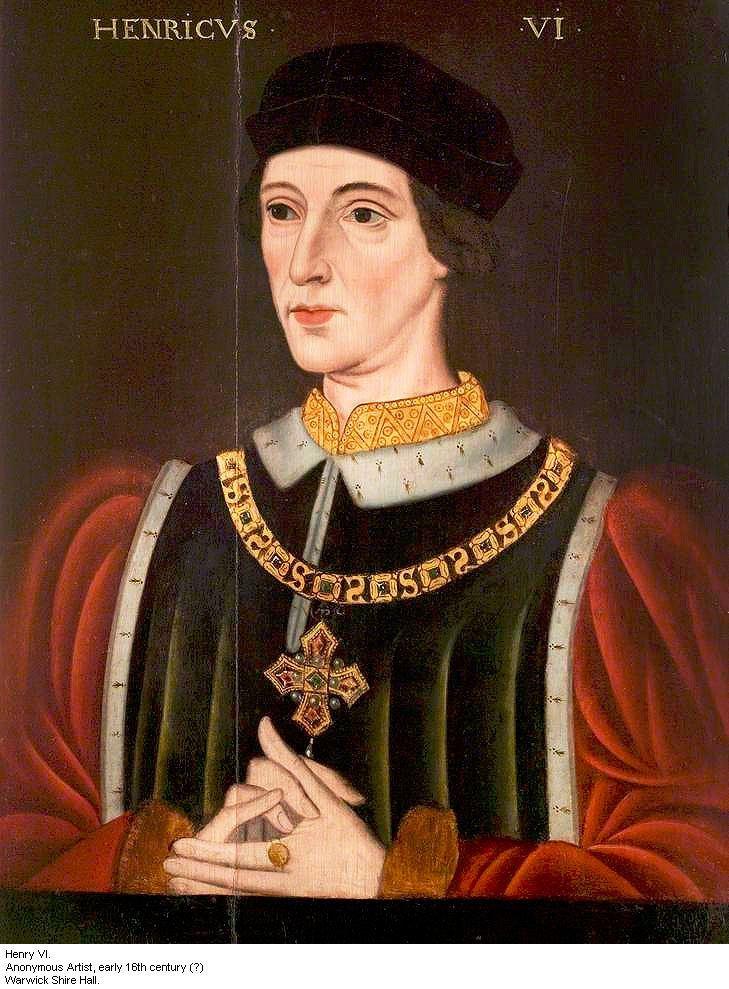 Henry VI of England - Alchetro...