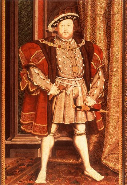 Henry VIII of England About Henry VIII TUDOR King of England