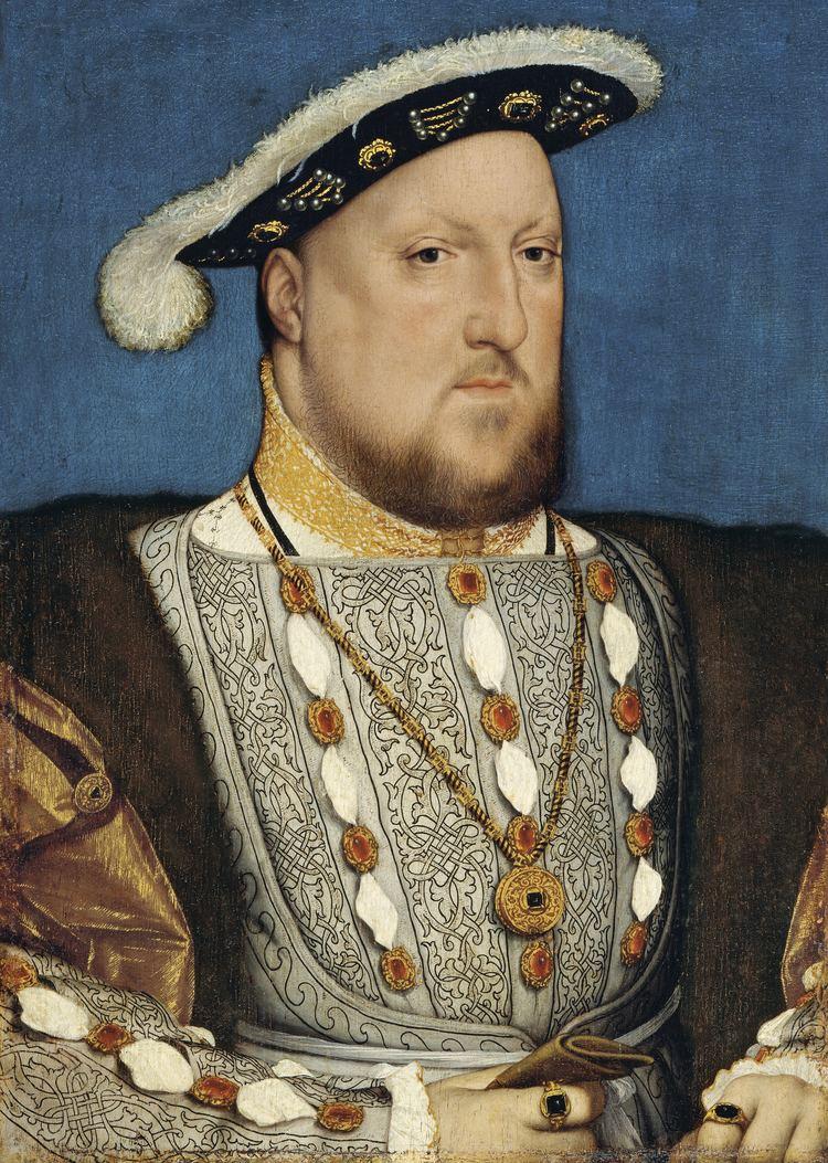 Henry VIII of England Henry VIII of England Wikipedia the free encyclopedia