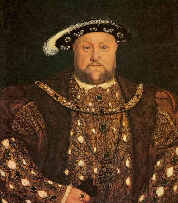 Henry VIII of England Henry VIII and Bloody Religious Change First Steps to
