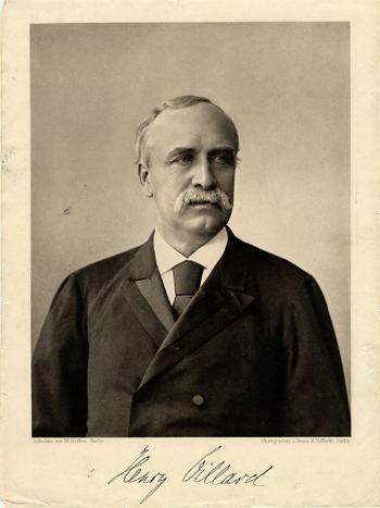 Henry Villard Corruption in America39s Gilded Age HBS Working Knowledge