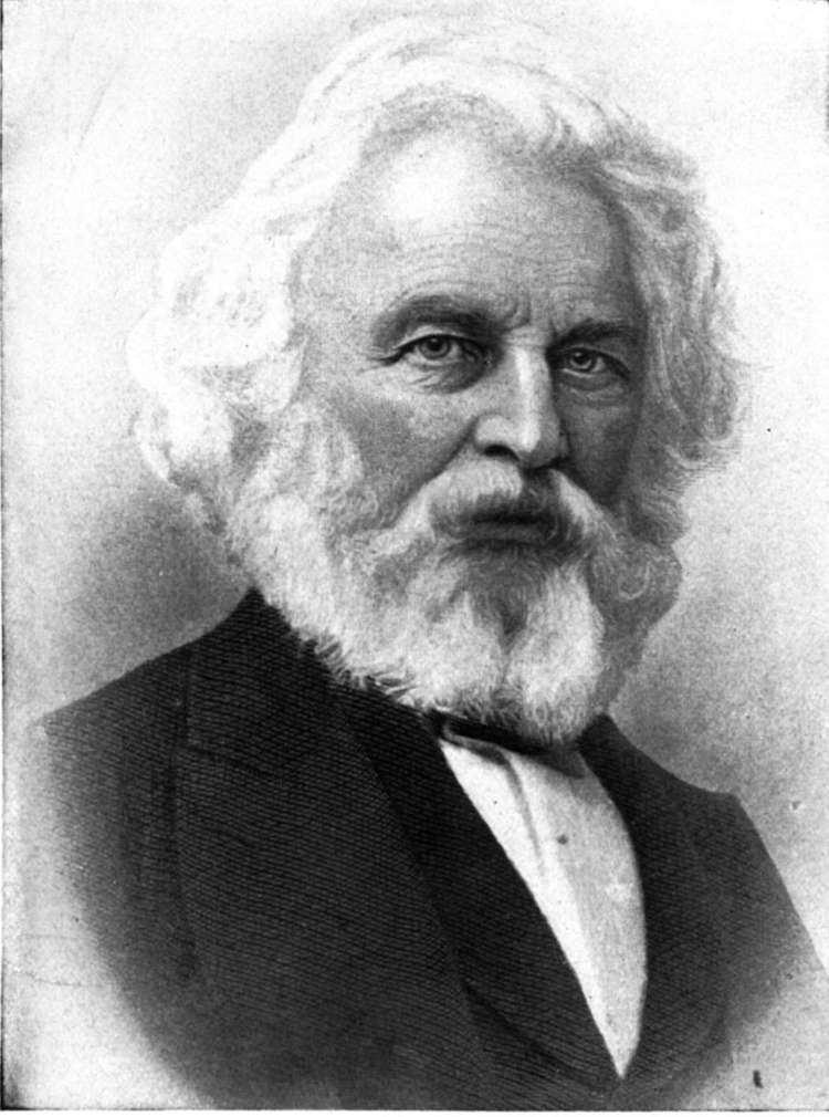 Henry Wadsworth Longfellow Henry Wadsworth Longfellow Portrait