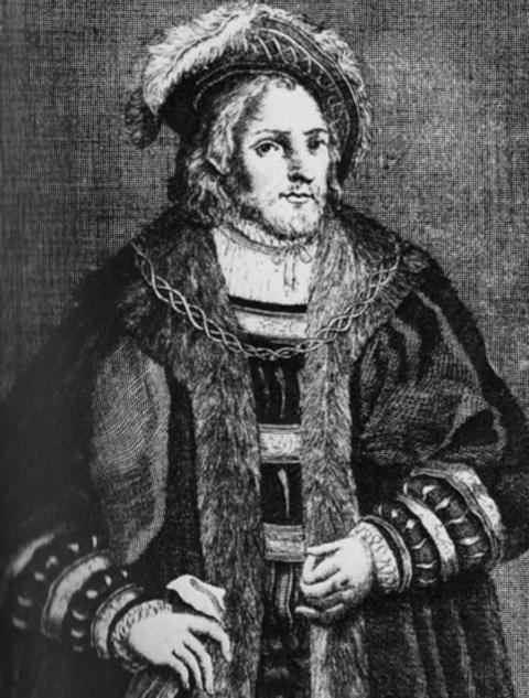 Henry XVI, Duke of Bavaria