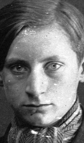 Henryk Flame Szcztki onierza NSZ odnalezione po 67 latach