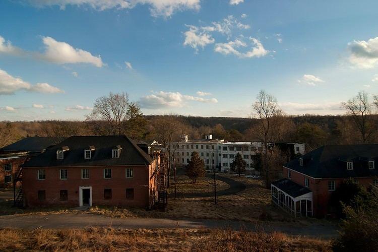 Henryton State Hospital Henryton State Hospital an Abandoned Sanatorium in Marriottsville MD