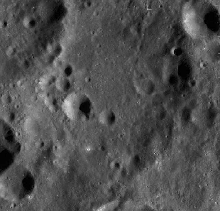 Henyey (crater)
