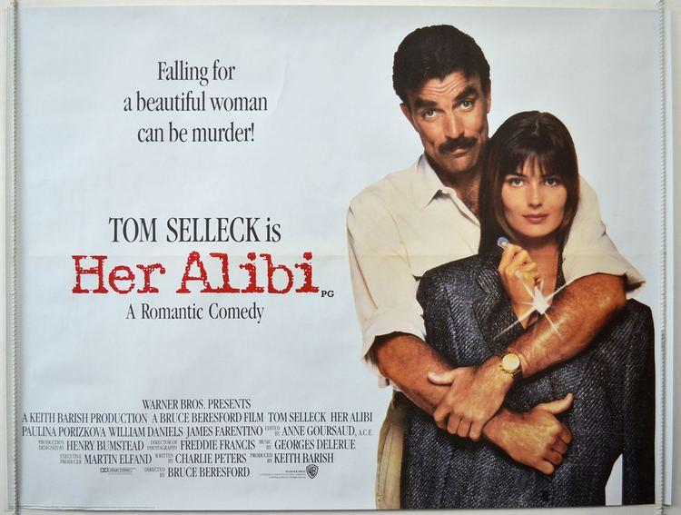 Her Alibi Her Alibi Original Cinema Movie Poster From pastposterscom