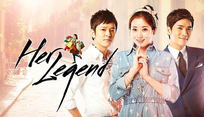 Her Legend Her Legend Watch Full Episodes Free on DramaFever