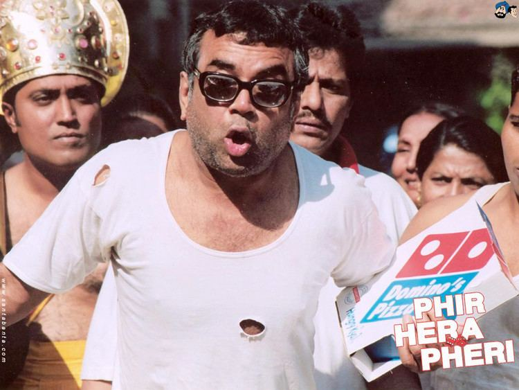 Hera Pheri (2000 film) movie scenes Phir Hera Pheri 300MB HD Movie Free Download