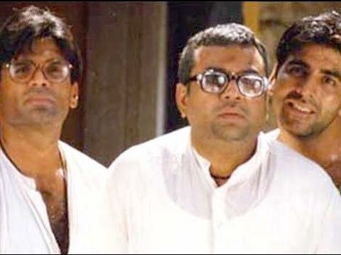 Hera Pheri (2000 film) movie scenes Best Comedy Scenes From Movie Hera Pheri Akshay Kumar Paresh Rawal Sunil Shetty