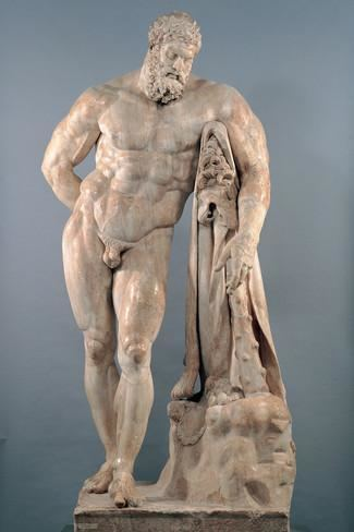 Heracles The Farnese Hercules the Farnese Heracles Photographic