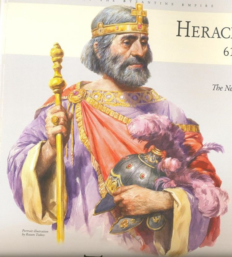 Heraclius Episode 49 The Man Who Lived Too Long The History of